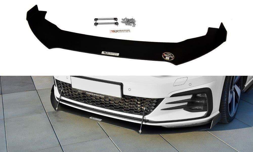 Maxton Design Front Racing Splitter VWGO7GTICNCFD1