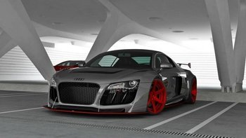 Body Kit Audi R8 Mk.1