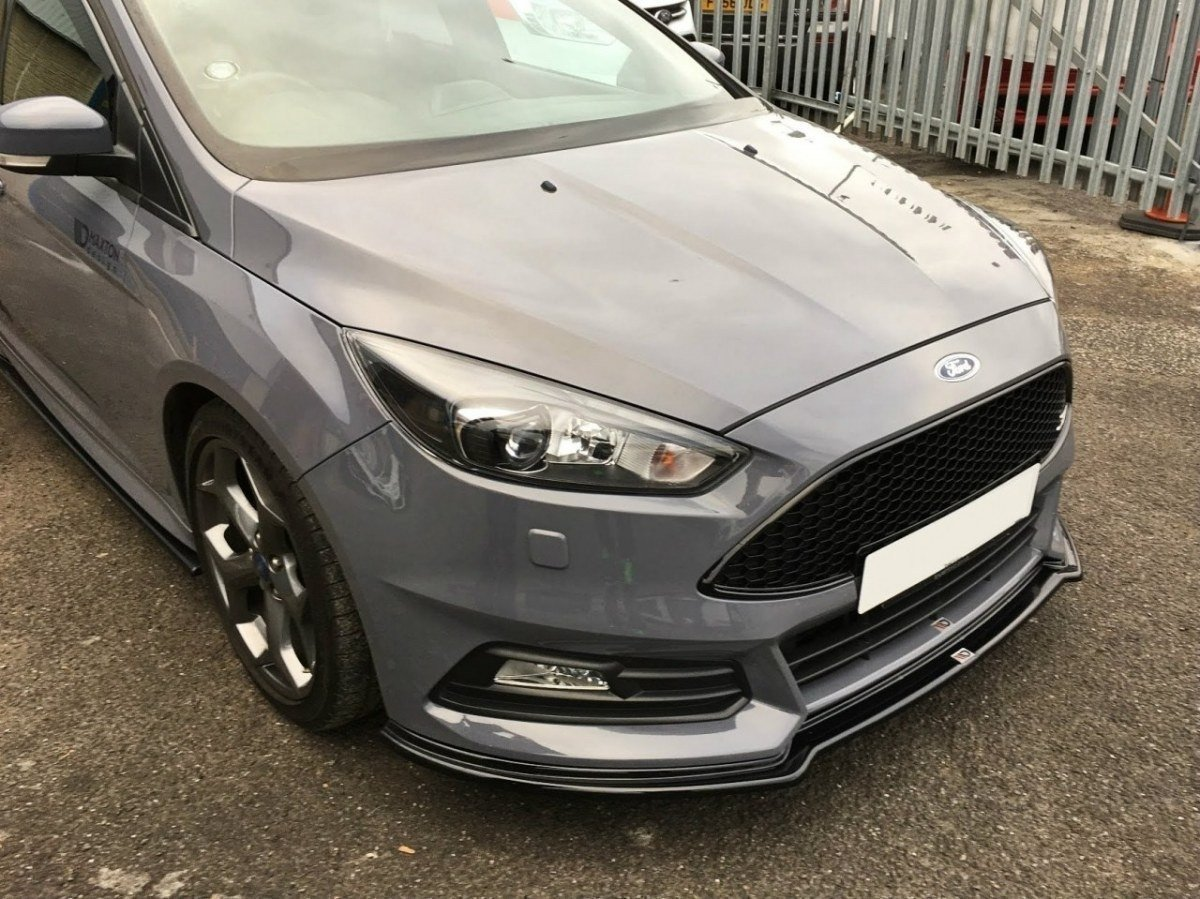 Bonnet Extension Ford Focus Mk3 Mk3 Fl St Rs Gloss Black Our Offer Ford Focus St Mk3 Fl 2015 2018 Our Offer Ford
