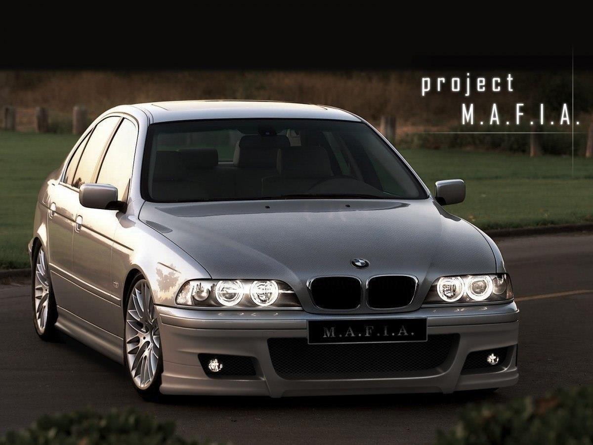 FRONT BUMPER BMW 5 E39 MAFIA