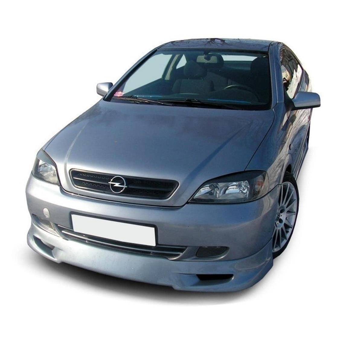 OPEL ASTRA G COUPE FRONT BUMPER SPOILER