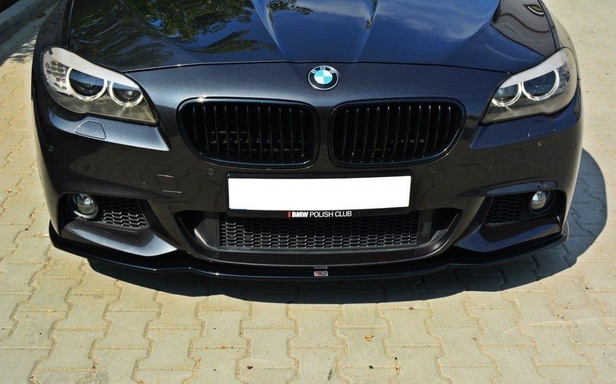 FRONT SPLITTER V.2 BMW 5 F10F11 MPACK