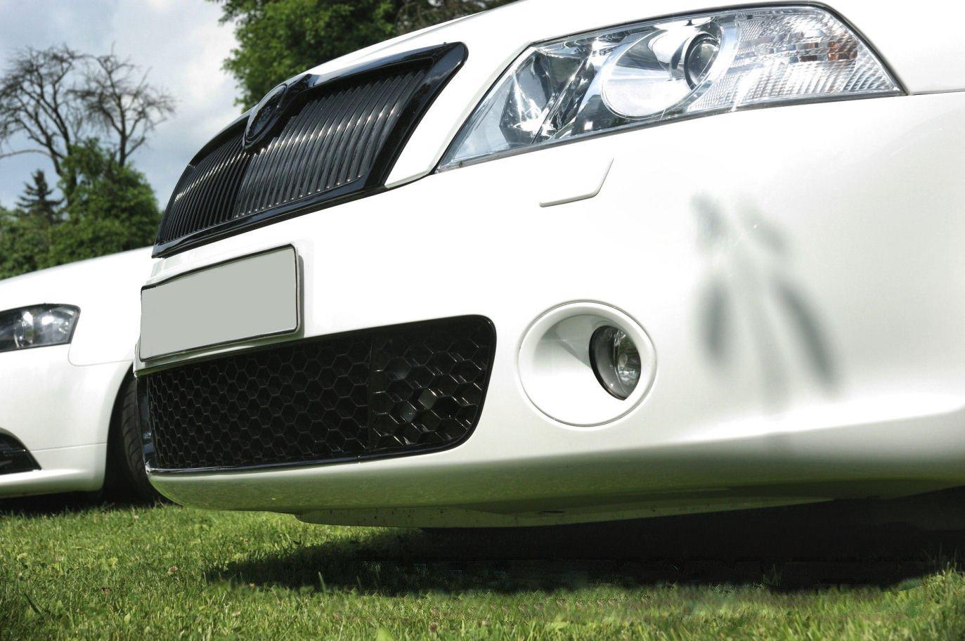 Front Grill Skoda Octavia Rs Mk2 Our Offer Skoda Octavia Rs Mk2 2005 2007 Maxton Design