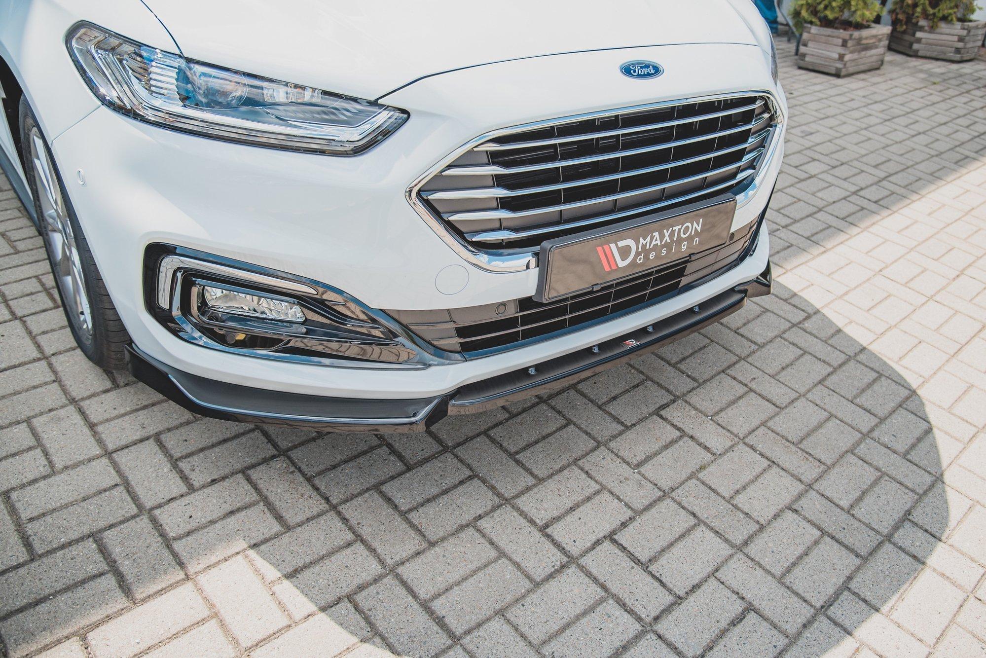 Front Splitter Ford Mondeo Mk5 Facelift | Our Offer \ Ford ...