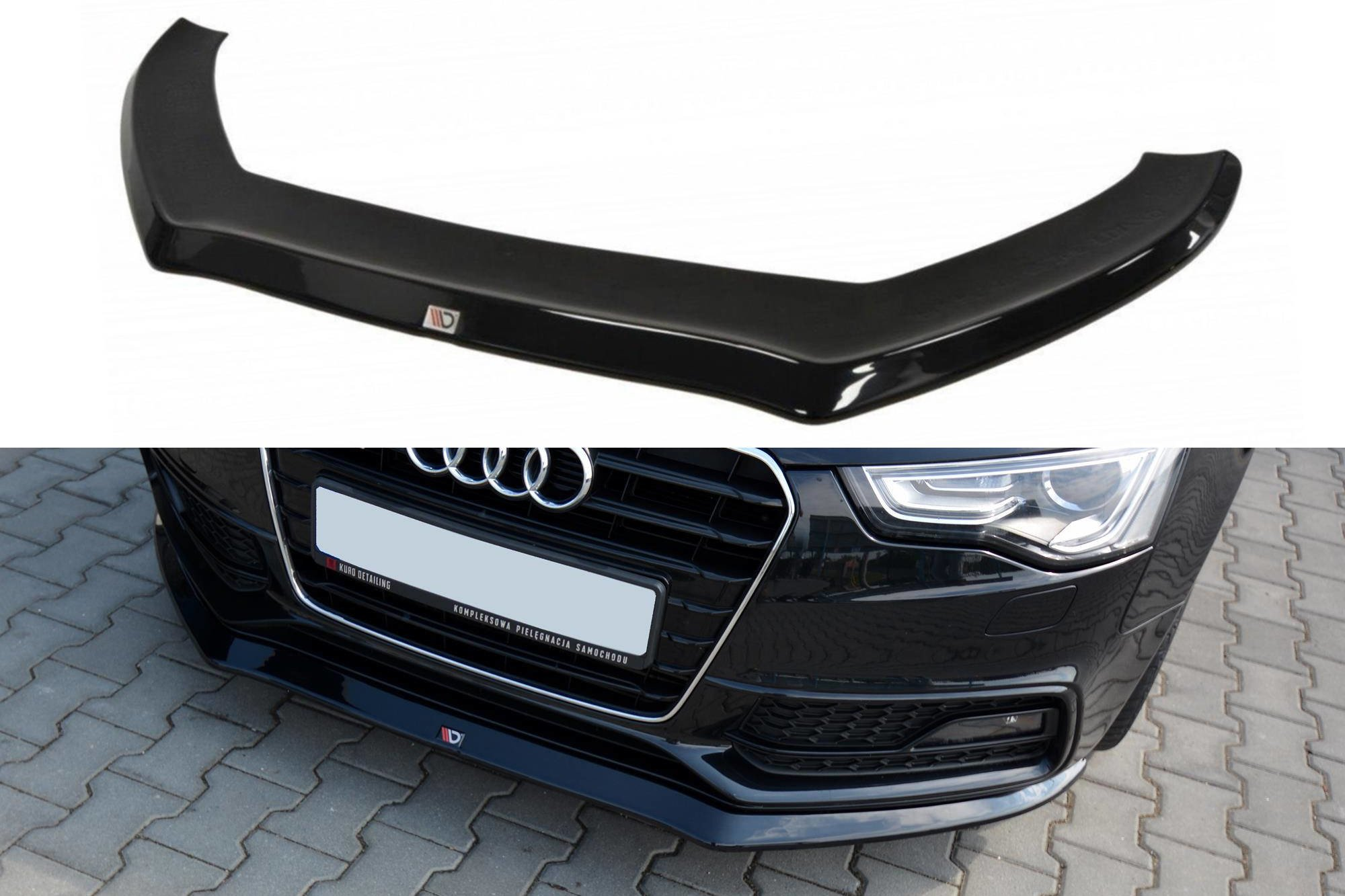 Front Splitter V 1 Audi S5 A5 S Line 8t Fl Our Offer Audi A5 S5 Rs5 A5 S Line 8t Fl 2011 2016 Coupe Our Offer