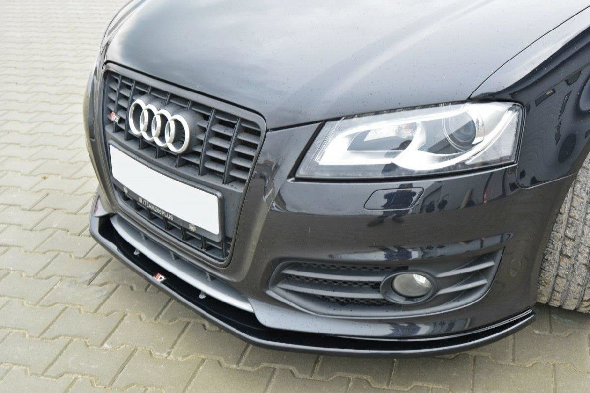 Audi A3 8P S-Line FL Front Splitter