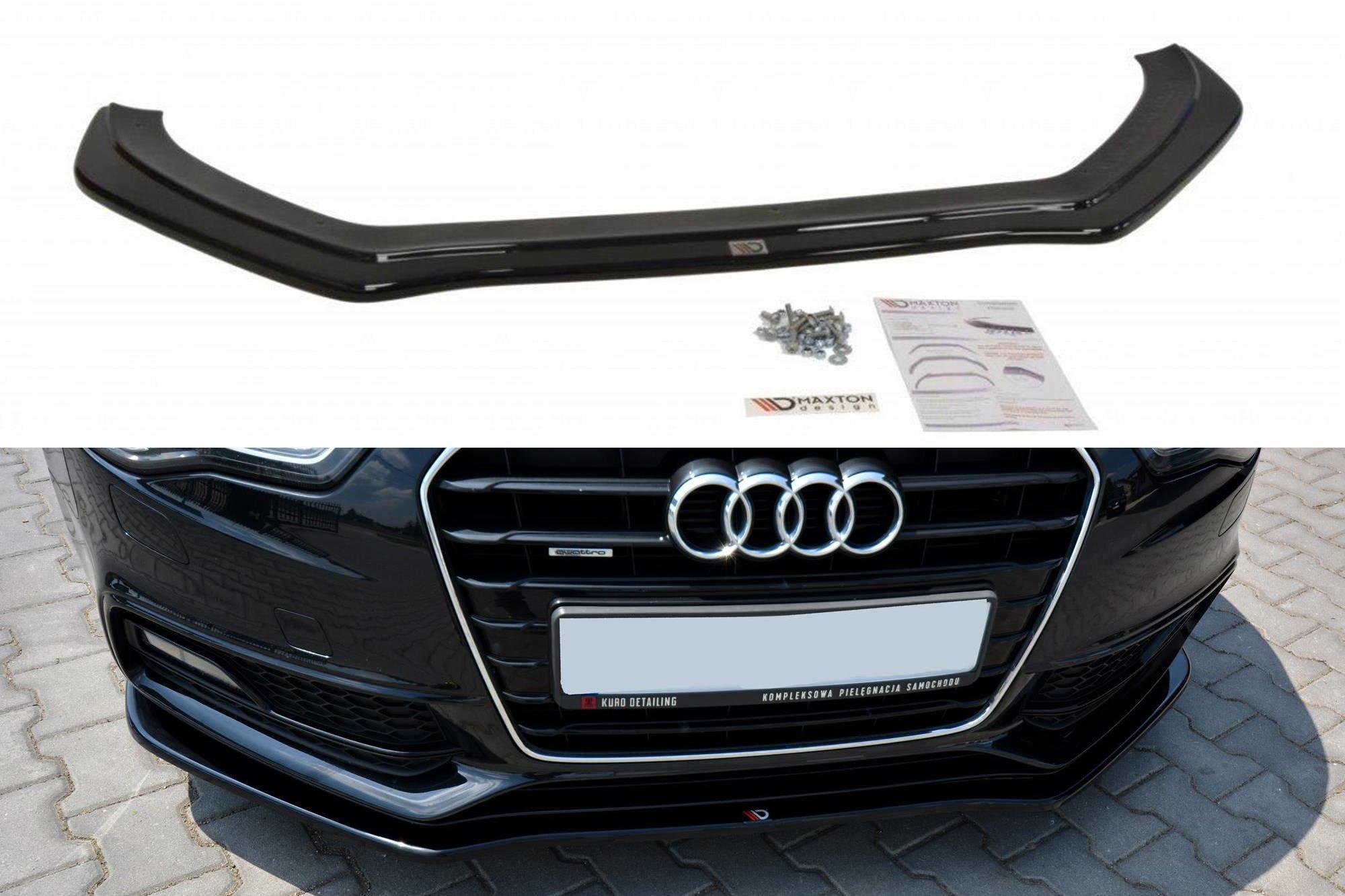 Front Splitter V 2 Audi S5 A5 S Line 8t Fl Our Offer Audi A5 S5 Rs5 A5 S Line 8t Fl 2011 2016 Coupe Our Offer