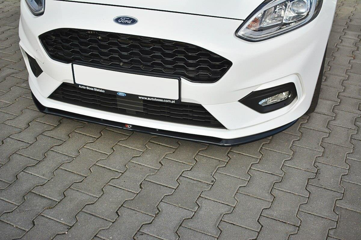 Body Exterior Styling Genuine Triple R Front Splitter To Fit Ford Fiesta Mk8 St Line Bumper Only Vehicle Parts Accessories Visitestartit Com