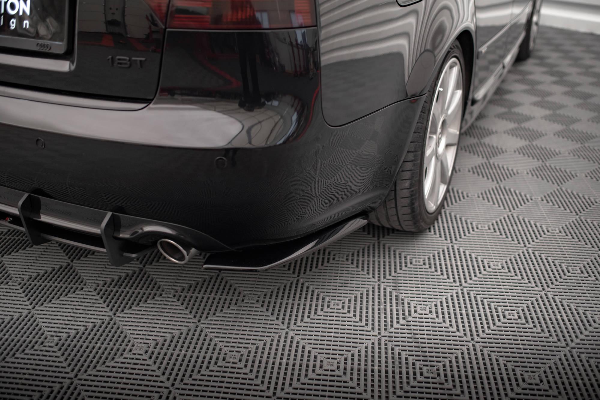 Rear Side Splitters Audi A4 B7 Our Offer Audi A4 S4 Rs4 A4 B7 2004 2009 Sedan Our Offer Audi A4 S4 Rs4 A4 B7 2004 2009 Avant Maxton Design