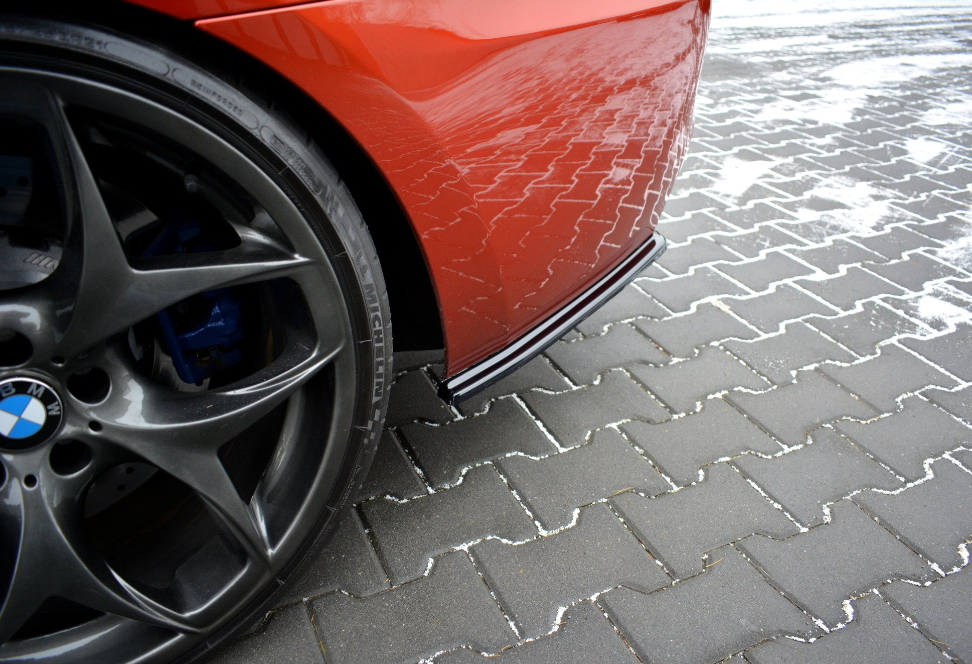 BMW M6 Gran Coupe >> Rear Side Splitters Bmw M6 Gran Coupe