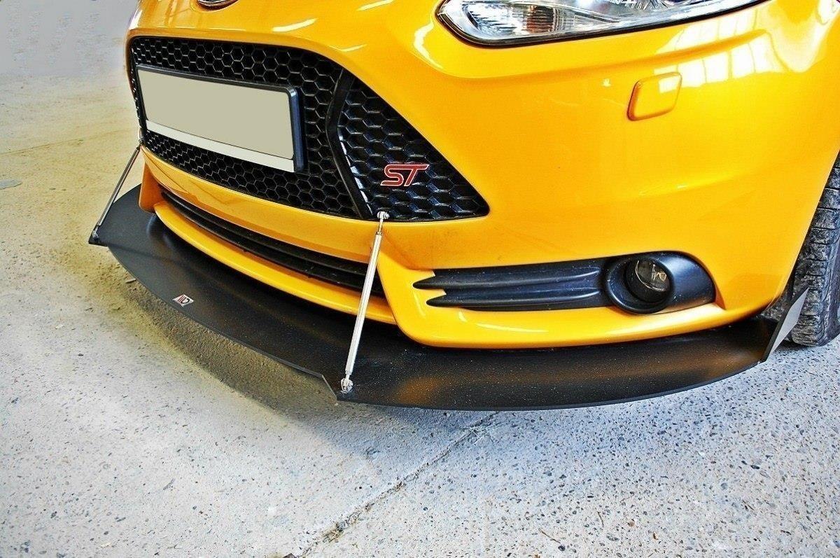 front car splitter