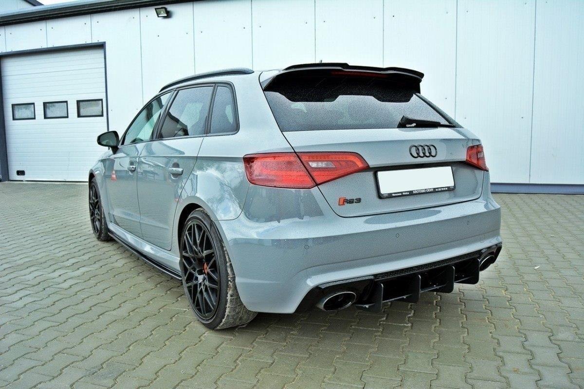 Rear Diffuser Audi RS3 8V Sportback   Our Offer \ Audi ...