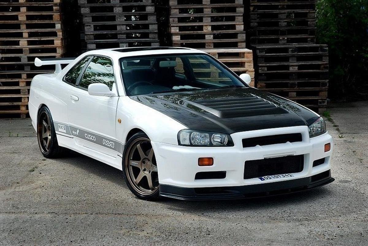 Side Skirts Gtr Look Nissan Skyline R34 Gtr Not Primed Our Offer Nissan Skyline R34 Gtr Maxton Design