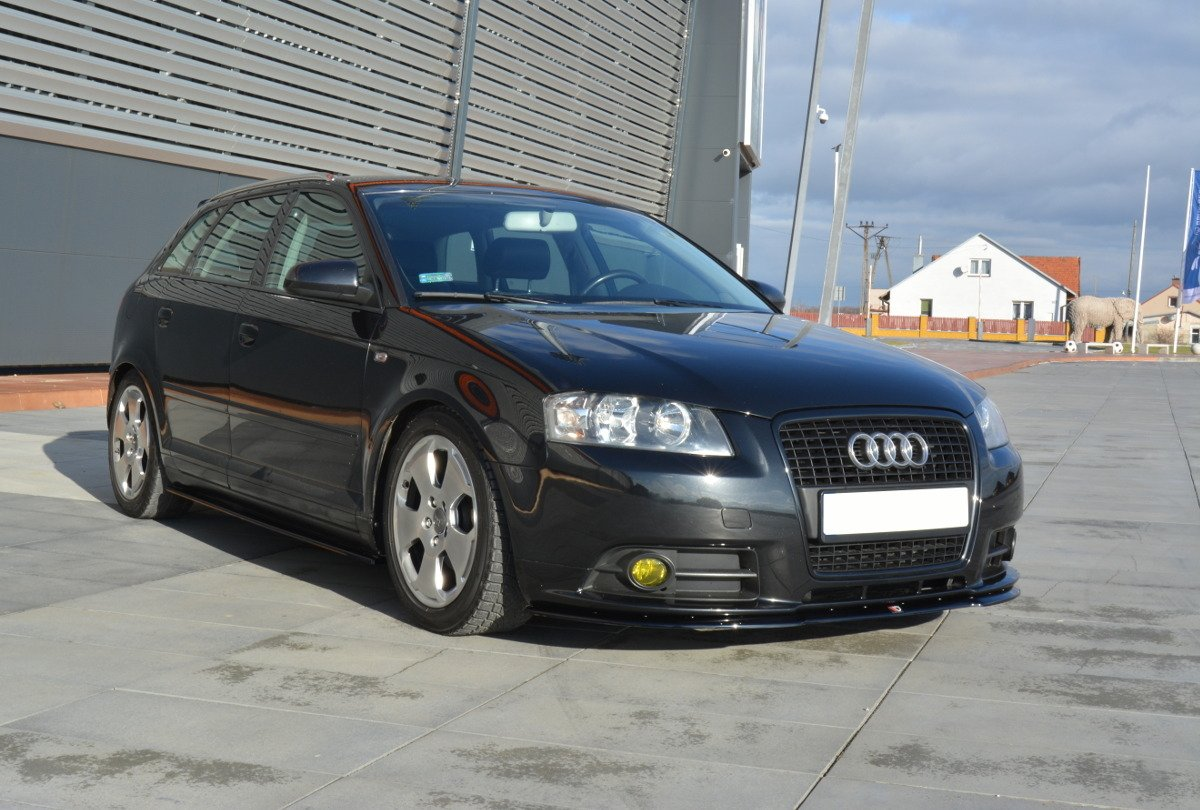 Side Skirts Diffusers Audi A3 Sportback 8p 8p Facelift Our Offer Audi A3 S3 Rs3 A3 8p 2003 2008 Our Offer Audi A3