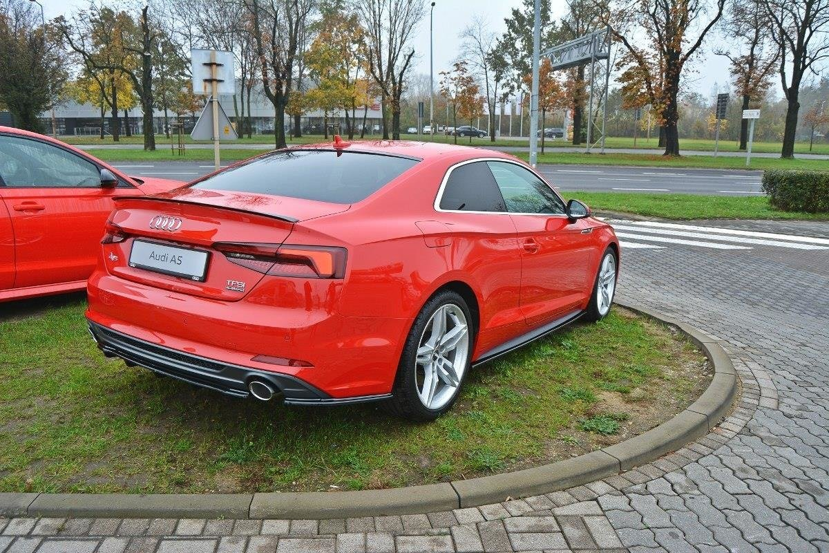 Side Skirts Diffusers Audi S5 A5 S Line F5 Coupe Our Offer Audi A5 S5 Rs5 A5 S Line F5 2017 2019 Coupe Our Offer
