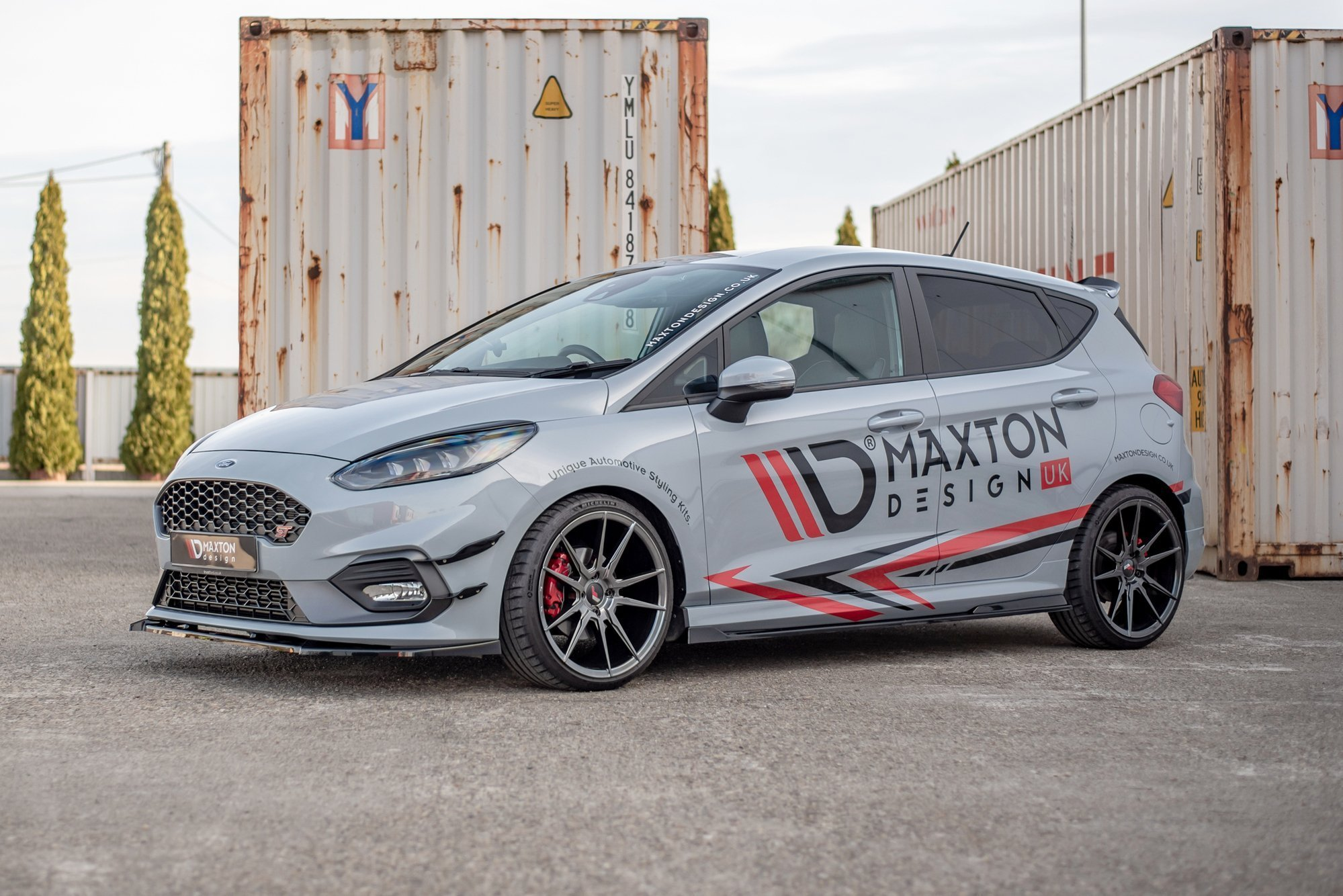 Side Skirts Diffusers V 3 Ford Fiesta Mk8 St St Line Our Offer Ford Fiesta St Mk8 2018 Our Offer Ford Fiesta St Line Mk8 2017 Maxton Design
