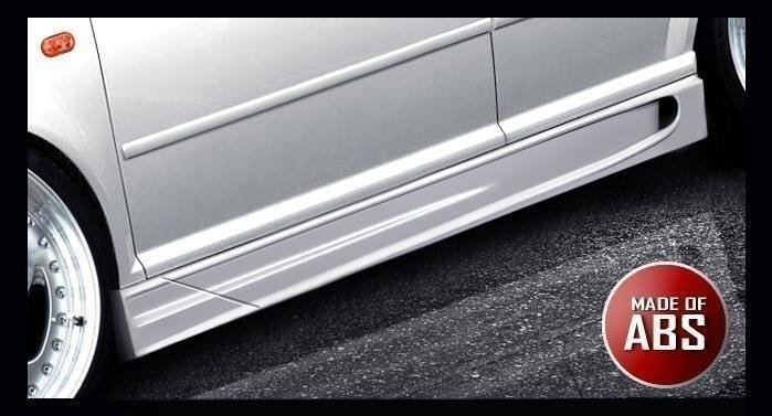 ABS PLASTIC SIDE SKIRTS < GTN > UNIVERSAL