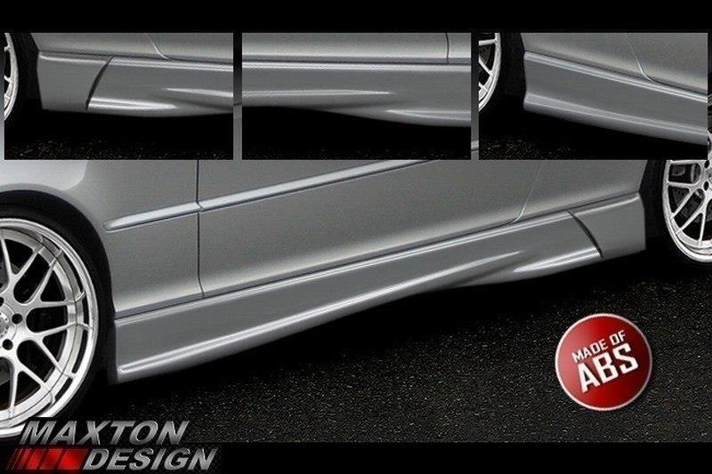 ABS PLASTIC SIDE SKIRTS < M3 > UNIVERSAL