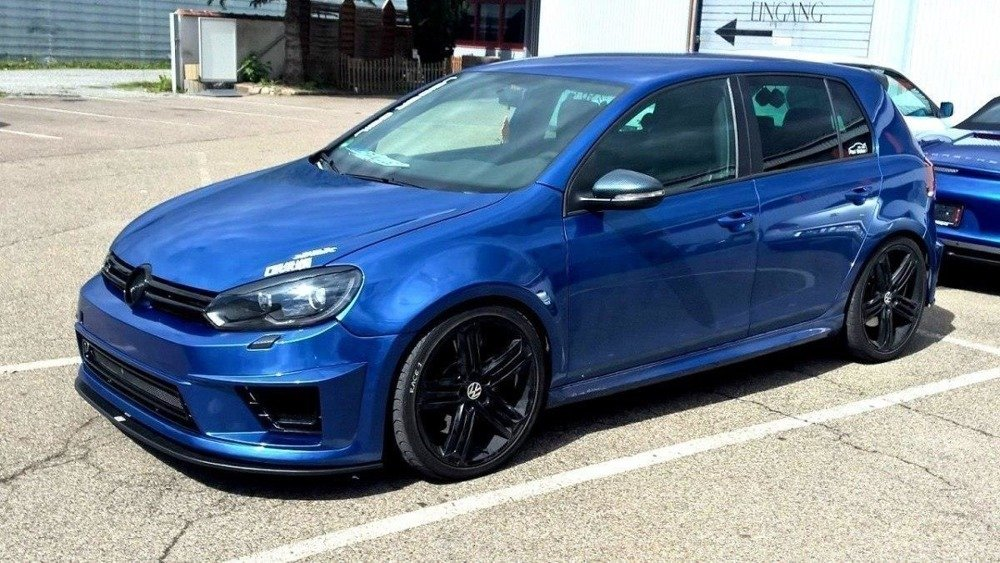 BODYKIT VW GOLF VI (R400 LOOK)