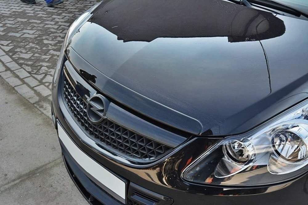 BONNET ADD-ON OPEL CORSA D OPC / VXR