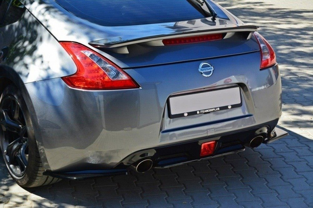 CENTRAL REAR SPLITTER Nissan 370Z