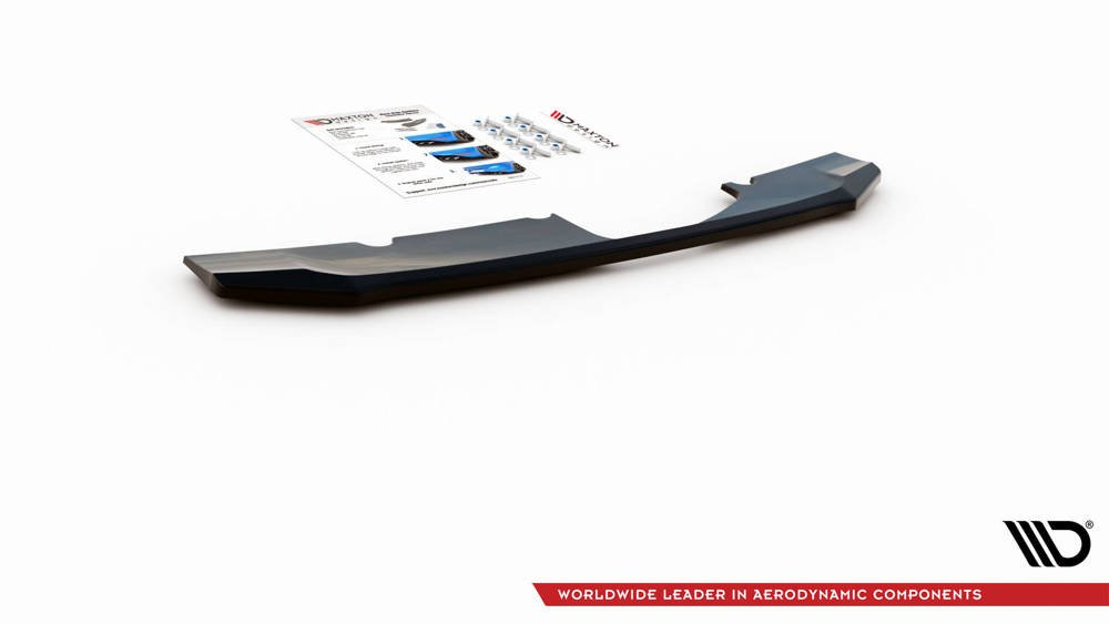 Central Rear Splitter Audi RS6 C8