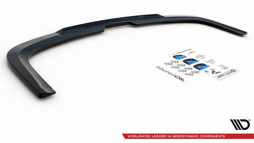 Central Rear Splitter Volkswagen Caddy Mk. 4