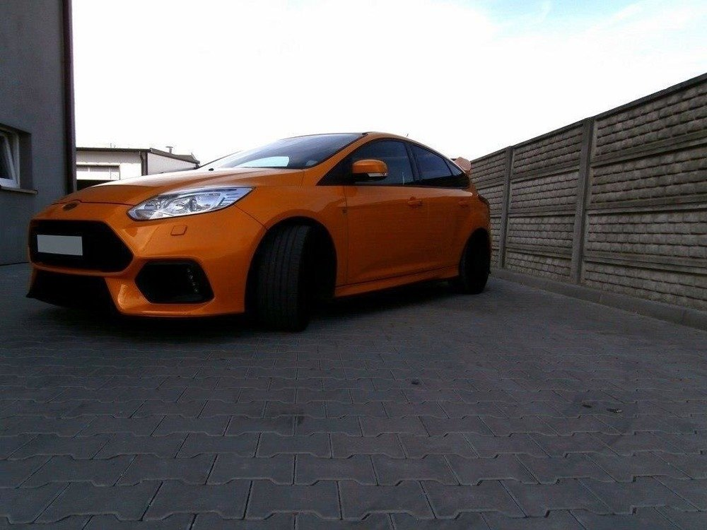 FRONT BUMPER FORD FOCUS MK3 PREFACE (FOCUS RS 2015 LOOK)