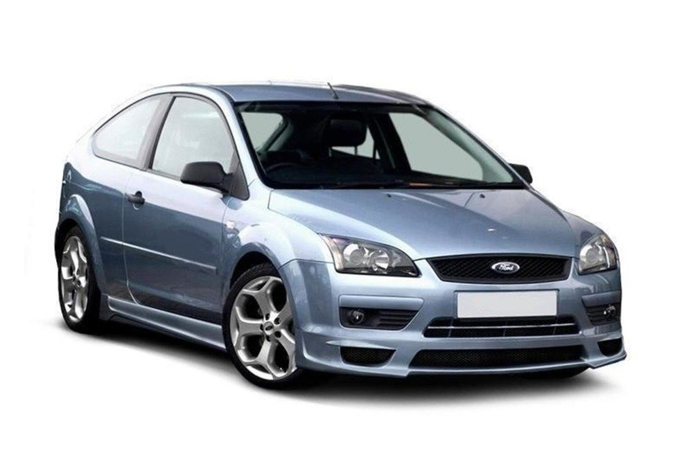 FRONT BUMPER SPOILER FORD FOCUS II (PREFACE)