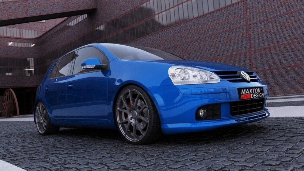FRONT BUMPER SPOILER VW GOLF V VOTEX LOOK