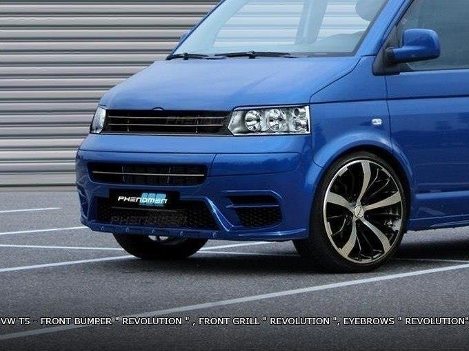 FRONT EYEBROWS < REVOLUTION > VW T5