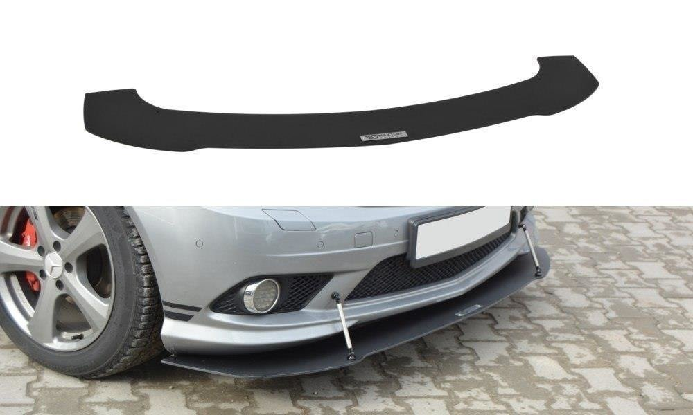 FRONT RACING SPLITTER Mercedes C W204 AMG-Line (PREFACE)