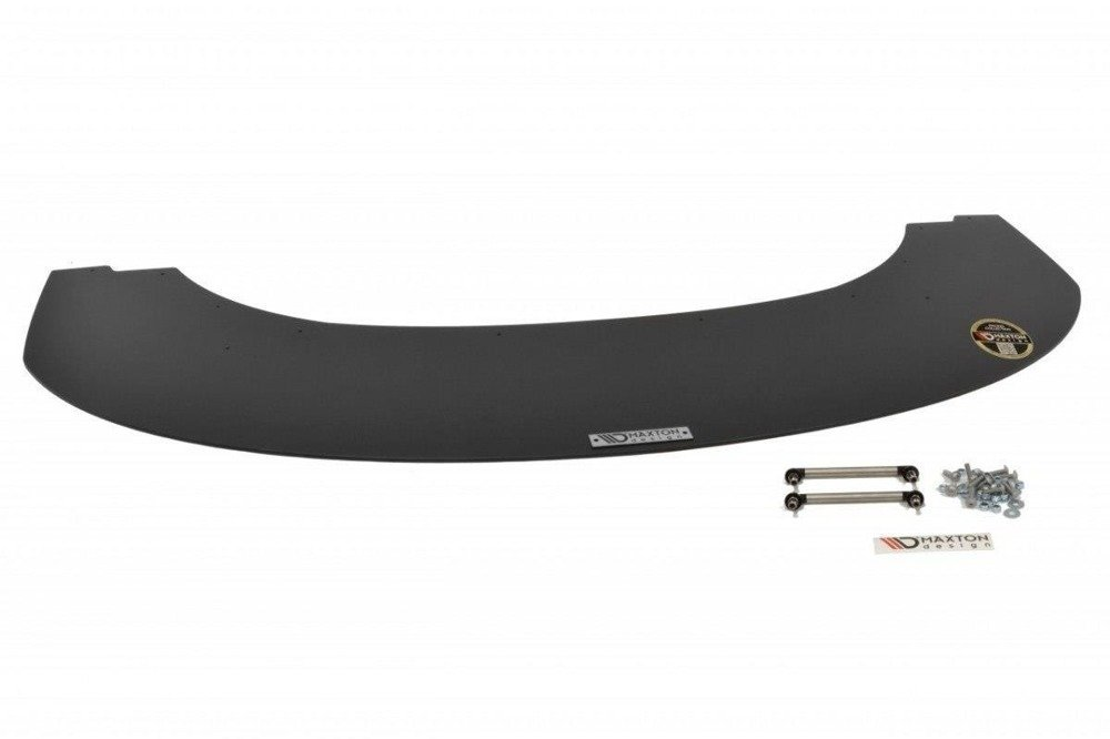 FRONT RACING SPLITTER V.1 SEAT LEON MK2 MS DESIGN