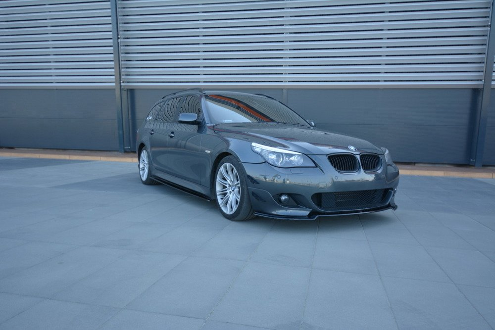 FRONT SPLITTER BMW 5 E60/61 M-PACK