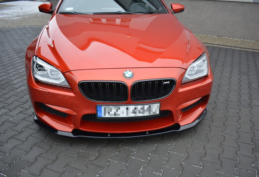 FRONT SPLITTER BMW M6 GRAN COUPÉ