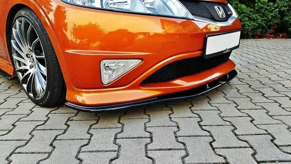 FRONT SPLITTER HONDA CIVIC VIII TYPE S/R