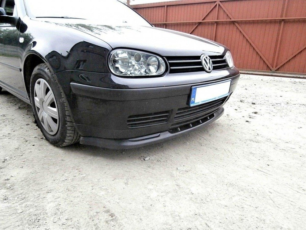 FRONT SPLITTER VW GOLF IV
