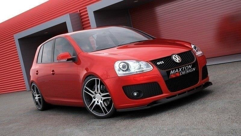 FRONT SPLITTER VW GOLF V GTI