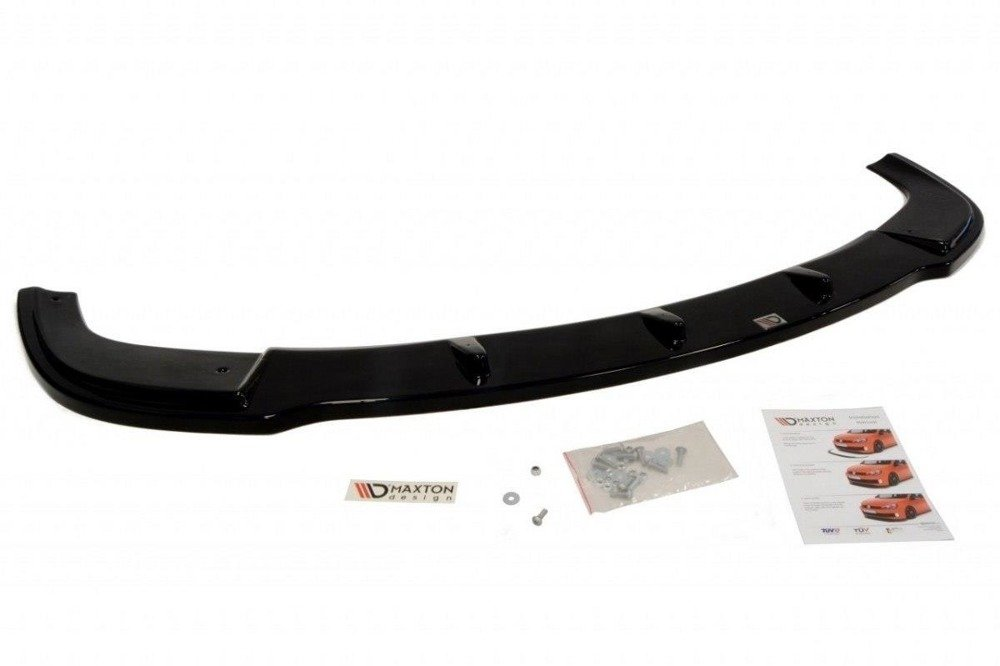 FRONT SPLITTER for BMW 5 E60 M-PACK