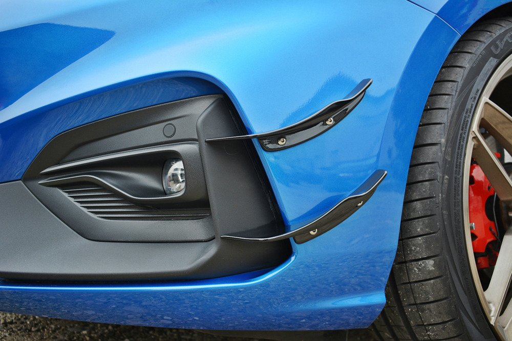 Front Bumper Wings (Canards) Ford Focus ST / ST-Line Mk4