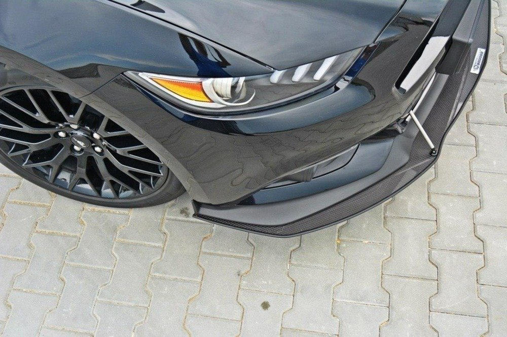 Front Racing Splitter Ford Mustang GT Mk6