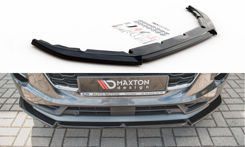 Front Splitter Ford Puma