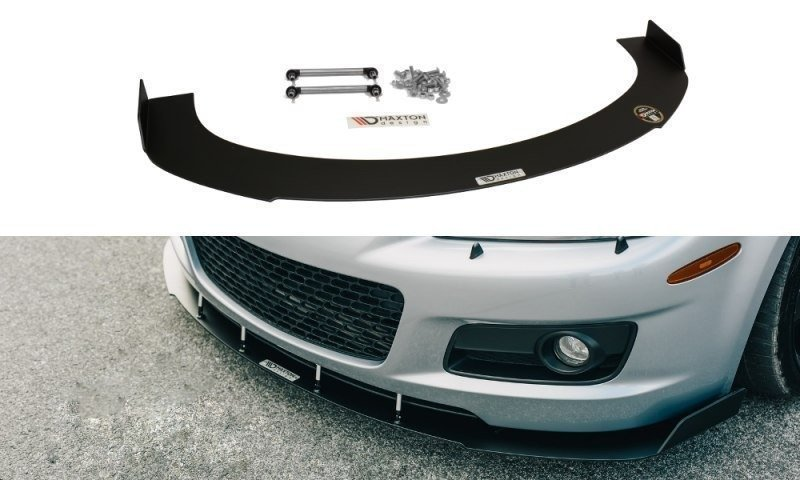 Front racing splitter v.1 Mazda 6 Mk1 MPS