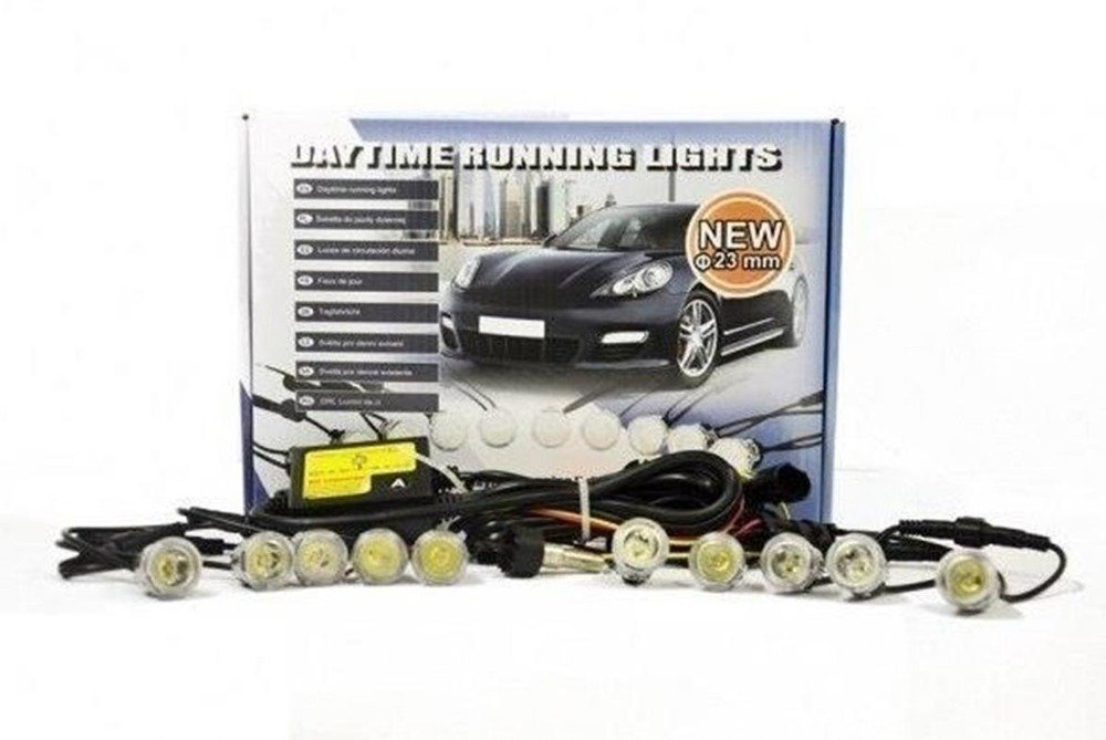 LED DRL Bumper Set (23mm)