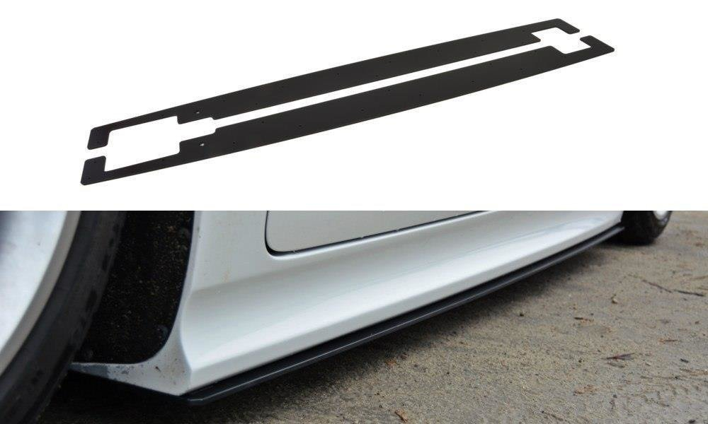 RACING SIDE SKIRTS DIFFUSERS AUDI TT MK2 RS