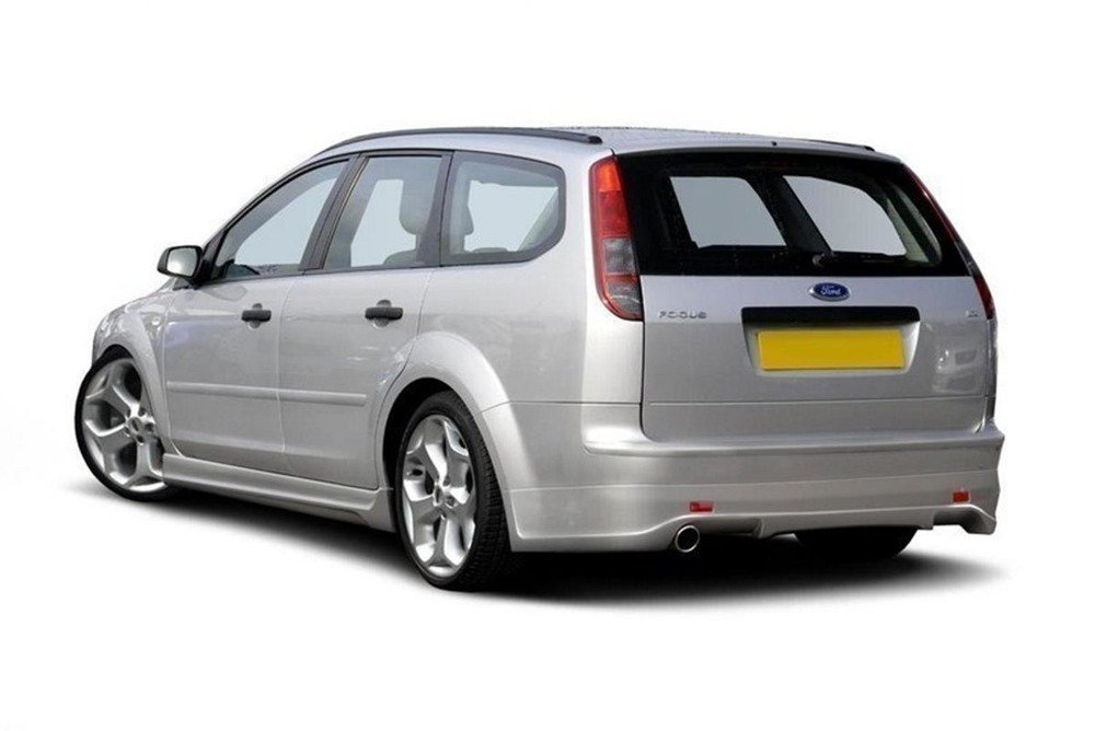 REAR BUMPER EXTENSION FORD FOCUS II (ESTATE, PREFACE)