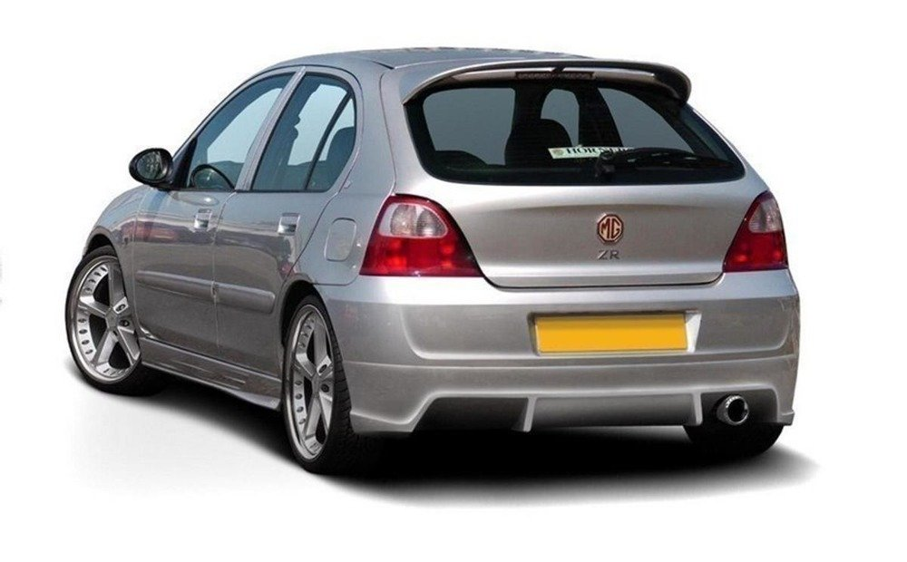 REAR BUMPER SPOILER 2 MG ZR