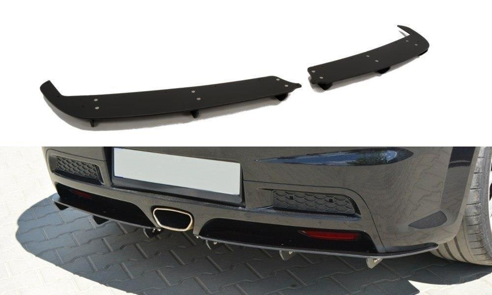 REAR DIFFUSER OPEL ASTRA H (FOR OPC / VXR)