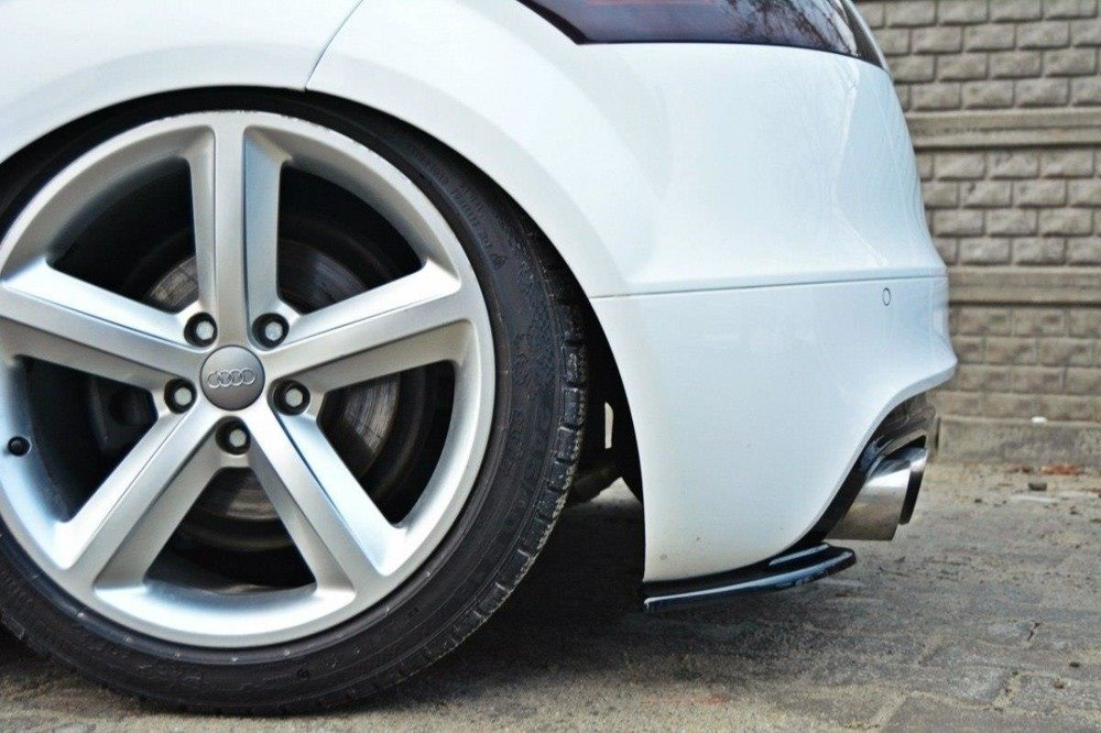 REAR SIDE SPLITTERS AUDI TT MK2 S-Line