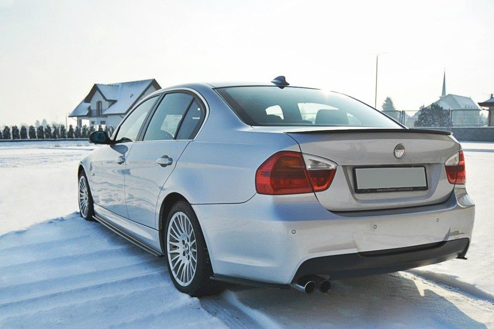 REAR SIDE SPLITTERS BMW 3 E90 MPACK